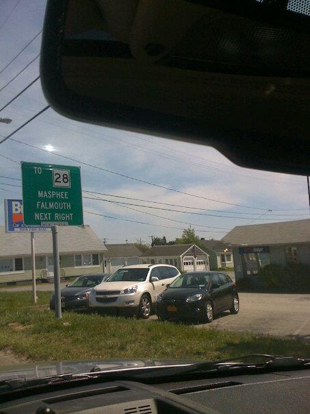 Hyannis Rotary Traffic Signs Misspelled For Over a Year, No One Notices