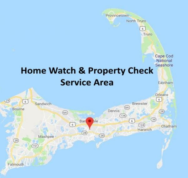 Cape Cod Home Watch & Property Check Patrol Services